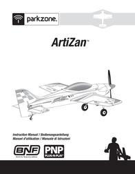 ParkZone ArtiZan PKZ6975 Data Sheet
