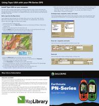 Delorme pn-20 Quick Setup Guide
