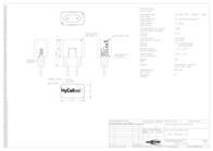 Hycell USB charger Mains socket 1001-0010-510 USB 1 x 1000 mA 1001-0010-510 Data Sheet