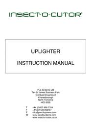 Insect O Cutor UPLIGHTER INSEKTENFALLE 15 W, WEIß 301W Data Sheet