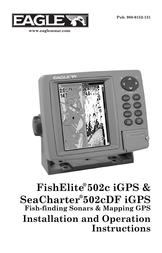 Eagle 502c igps Operating Guide