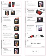 Lytro M01-100007-EU Leaflet