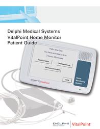 Delphi VITALPOINT II DL-00035 User Manual