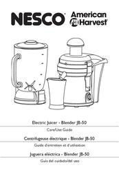 Nesco JB-50 User Manual