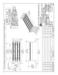 Panduit 100-pair connecting blocks P110BW100-X Leaflet