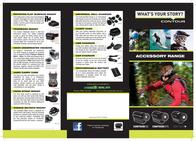 Contour Design VHR4160 Leaflet