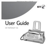 BT PaperJet 35 User Manual