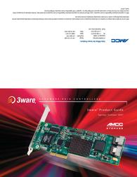 AMCC 9550SX 2 User Manual