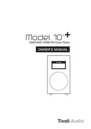 Tivoli Audio Bathroom Radio, White M10PFW Data Sheet