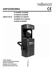 HQ Power AERON 250 II MSD VDP250SC8M2 User Manual