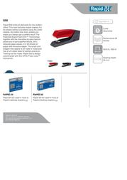 Rapid S50 24148402 Leaflet