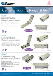 Swann Universal Camera Bracket SW273-CB1 Leaflet