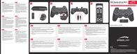 Speed-Link PS3 Starter Kit 4in1 SL-4451-SBK Leaflet