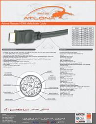 Atlona ATP-14029-5 Leaflet