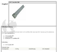 Mauk 809 Data Sheet