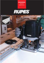 Rupes ER 05TE User Manual
