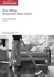 Sunbeam SC7500 User Manual
