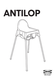 IKEA ANTILOP AA-269276-1 User Manual