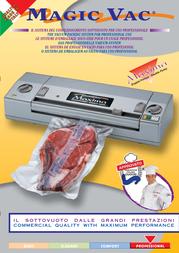 Magic Vac Maxima V302PK2 User Manual