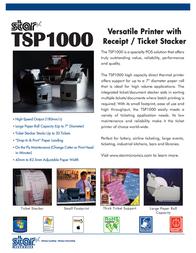 Eutronix TSP1043U-24GRY 39462410 Leaflet