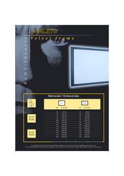 Avers Frame X 23/13 MW T-I-FX-02313-MEW Leaflet
