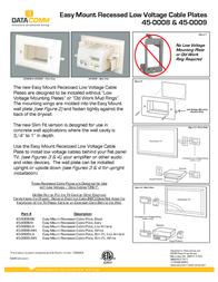 Data Comm 45-0008-IV Leaflet