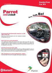 Parrot 3200 3200LS Leaflet