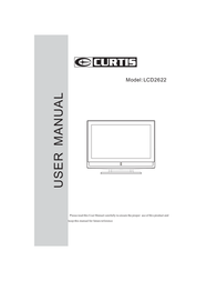 Esselte LCD2622 User Manual