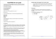 Bluetrek EN300 328-02 User Manual