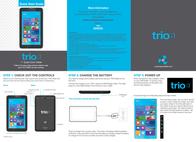 Trio Pro 7 Quick Setup Guide