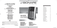 Bionaire BFH912-I User Manual