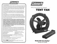 Coleman 830 Leaflet