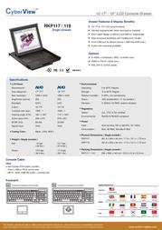 Austin Hughes Electronics Ltd RKP117-IP1602E_EU Leaflet
