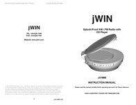 jWIN JXM89 User Manual
