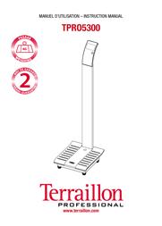 Terraillon TPR05300 User Manual
