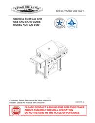 Olfa 720-0430 User Manual