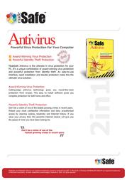 madeSafe Antivirus SOF-NOR-2-24MNTH Leaflet