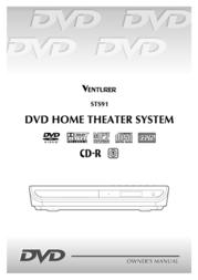 Venturer STS91 User Manual
