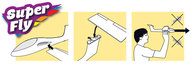 Guenther Flugspiele Günther Flugspiele Hand Glider 1513 Data Sheet