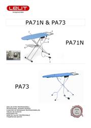 Lelit PA71N User Manual