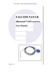 Falcon NAVI-B User Manual