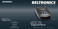 Beltronics RX55 Owner's Manual