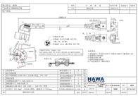 Hawa C13/C14 appliances Cable [ China connectors - IEC socket C13 10A] Black 2 m 1008258 1008258 Data Sheet