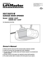Chamberlain 3280m 267 User Manual Page 1 Of 36 Manualsbrain Com