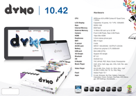 Dyno Technology 10.42 Leaflet