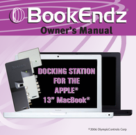 Bookendz BE-MB13W User Manual