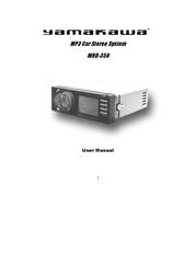 Yamakawa MHD-350 User Manual