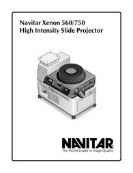 Navitar 560 사용자 설명서