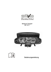 Sunartis Electric Table grill Silva Homeline with manual temperature settings BQ 150 Data Sheet