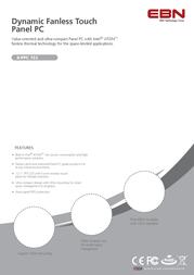 EBN X-PPC 772 H72TE000 Leaflet
